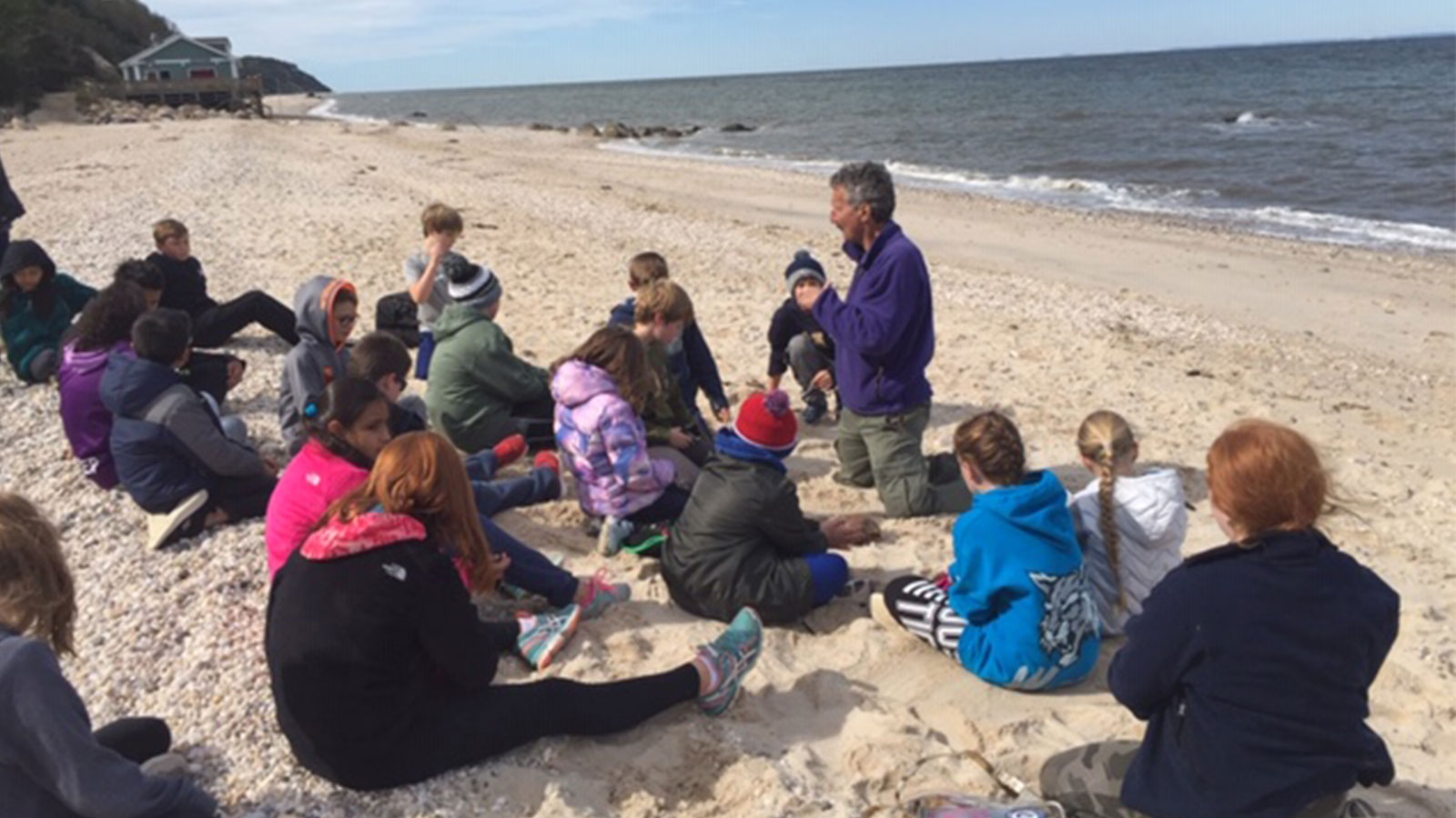 Students Explore Wildwood State Park photo